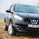 Nissan Qashqai teszt: ínyemre való
