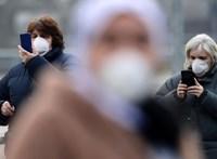 Koronavírus: A debreceni repteret is ellenőrzik - percről percre