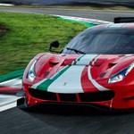18 ezer óra: az új Ferrarinak csak az első lökhárítójára ennyi időt fordítottak