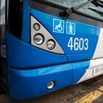 Fotók: Új BKV-buszok várnak bevetésre Budapesten
