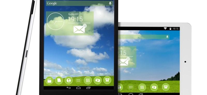 Itt a Tesco gazdaságos okostelefon és tablet