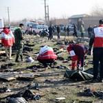 Lezuhant Iránban egy ukrán utasszállító repülőgép, senki sem élte túl