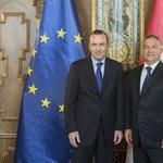 Most megvédte Orbánt az Európai Néppárt frakcióvezetője