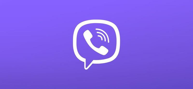 Itt a Viber új funkciója, napokon belül mindenkinél bekapcsolják