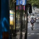 Így kerekeznek a budapesti biciklisek
