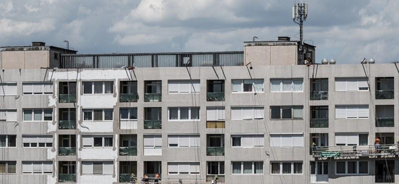 Ingatlan-legek: 6 millióba került a legolcsóbb budapesti lakás