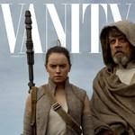 Egy új karakter és Leia hercegnő is új fotókon látható a Star Wars: Az utolsó Jedikből