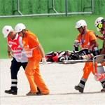 Rossi horrorisztikusnak nevezte a hétvégi halálos Moto2-balesetet – videó