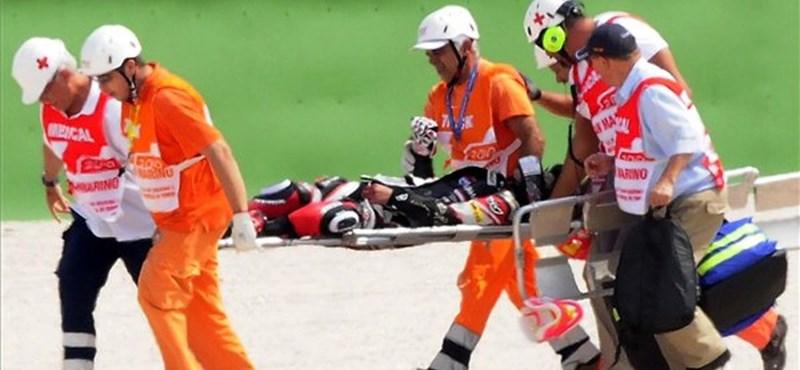 Ügyészségi vizsgálat indul a hétvégi halálos MotoGP-baleset ügyében
