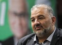 Arab politikus az izraeli kormányban? Most először ez is előfordulhat