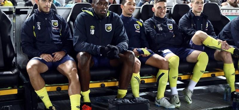 Annyi pénzt kért Usain Bolt, hogy végül nem szerződtették focistának
