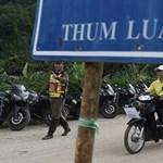 Kihozták a nyolcadik fiút is a thai barlangból