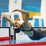 Szenzációs rekord 100 női háton, Povázsaynak nem sikerült