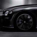 A Bentley megmutatta szupergyors új sportkupéját