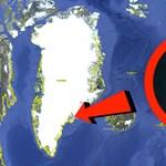Valami különösre bukkantak a NASA grönlandi felvételein, Elon Muskkal nézetnék meg
