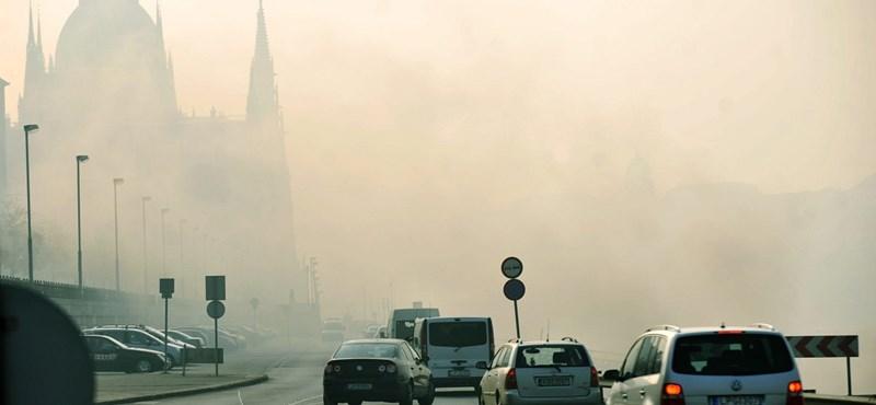 Budapesten is lehet jobb levegő. Szigorítások jönnek