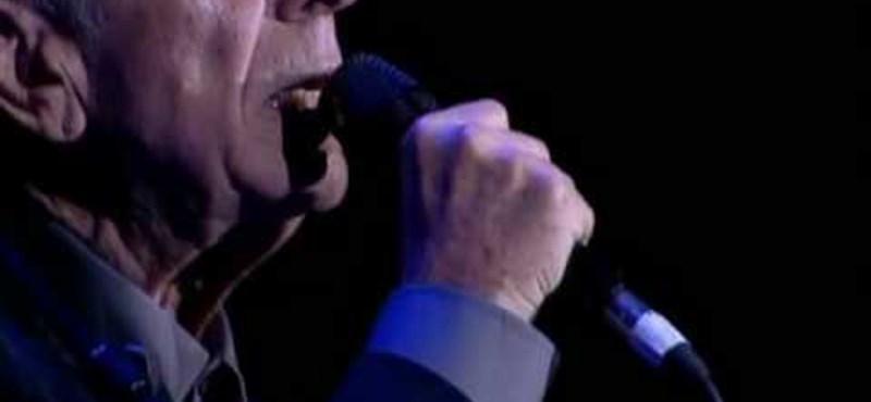 Új Leonard Cohen-album jön