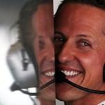 Schumacher hazaszállítására készülhet a felesége