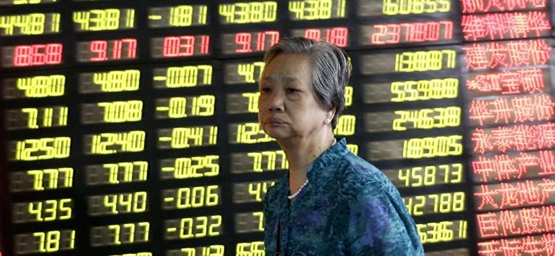 Irdatlan összegért vásárol cégeket Kína