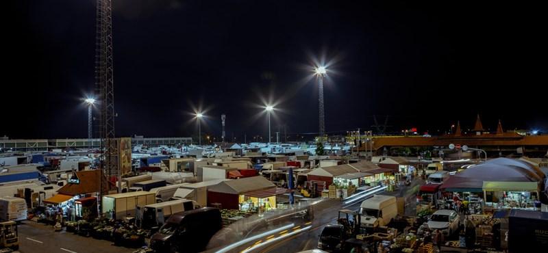 Éjszakai piacozás