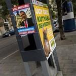 Ötmillió forintból oldja meg az FKF a kampányplakátok eltávolítását