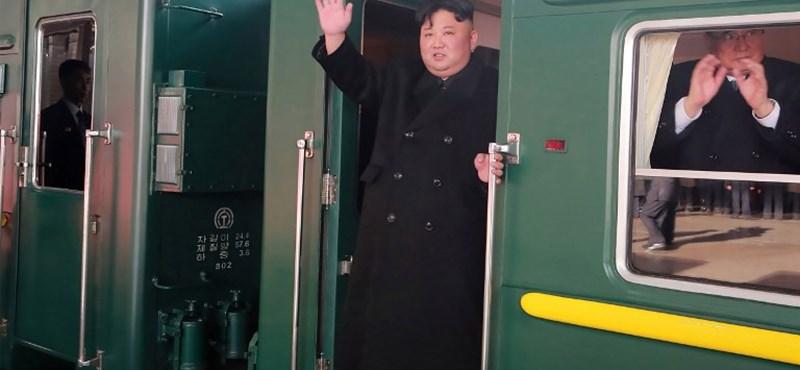 Ismét rakétát tesztelt Kim Dzsong Un