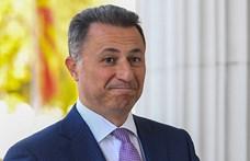 Nem kommentálja a Gruevszki-ügyet az Európai Bizottság