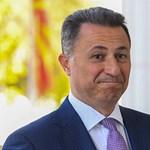 Gruevszki unokatestvére már nem volt olyan szerencsés, mint a volt macedón kormányfő