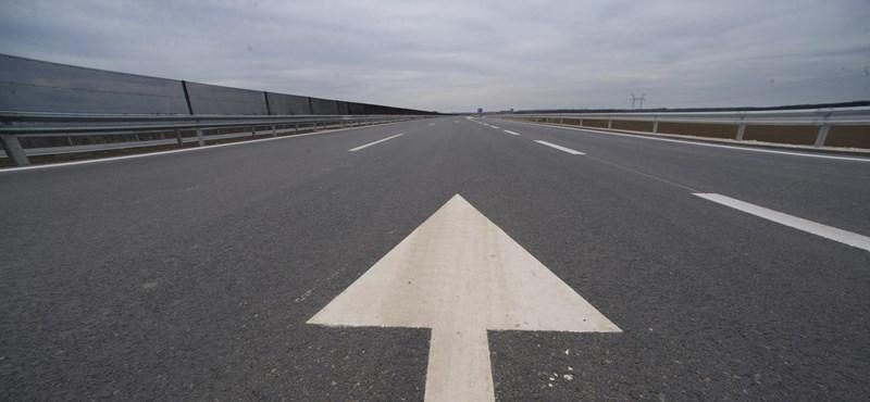 2021-ig ingyenes az Egerhez vezető új gyorsút és az M4-es legfrissebb szakasza