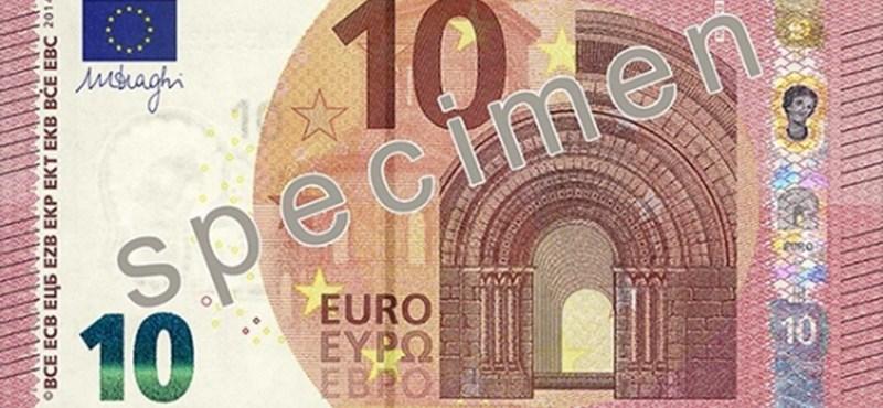Figyelem! Hamarosan új bankjegy érkezik