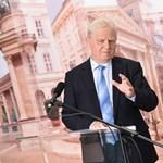 Tarlós a metrófelújításról és Dörnerről beszélt, Vitézyre csak célozgatott