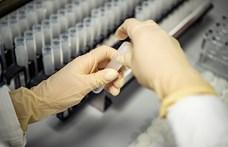 Van cég, amely még mindig több mint 36 ezer forintért végez PCR-tesztet