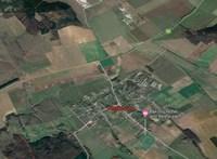 Lezuhant és kigyulladt egy kisrepülő a Balaton-felvidéken
