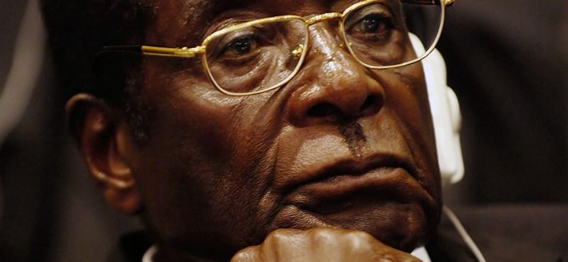 Mugabe beleegyezett a lemondásba, védettséget kap