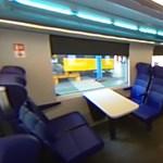 Megmutatták az új holland InterCity-k mintapéldányát, akár irigykedhetünk is – videók