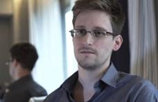 Edward Snowdennek gyereke lesz