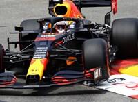 Verstappen indul az élről a Francia Nagydíjon