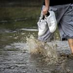 Rengeteg esőre, viharokra figyelmeztet a meteorológia