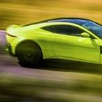 Brit fenevad német izmokkal: mutatjuk a gyönyörű új Aston Martint