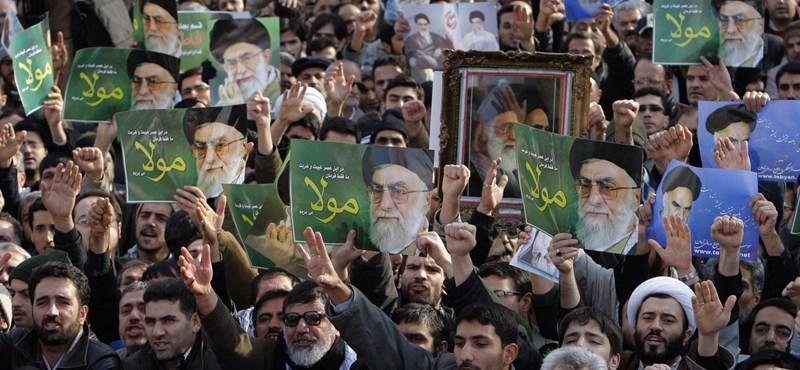 12 év után megtört Irán