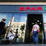 Elküldi a Spar a frissen felvett dolgozóit a milliárdos különadó miatt