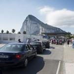 Már Barroso is rátelefonált a spanyolokra gibraltári vita miatt