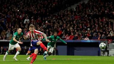 Az Atlético az utolsó továbbjutó a BL-ben