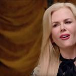 Nicole Kidman úrinő módjára majszolja a nyüzsgő kukacokat – videó