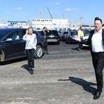 Elzárták a vizet az épülő berlini Tesla gyárnál, mert nem fizették a számlát
