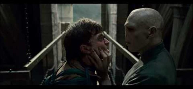 Rekordot döntött az utolsó Harry Potter