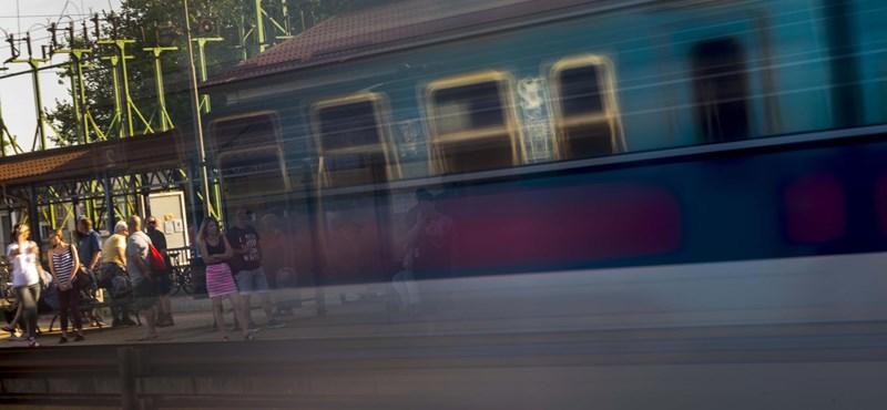 Kijavították a hibát, újra járnak a vonatok Szeged és Kiskunfélegyháza között