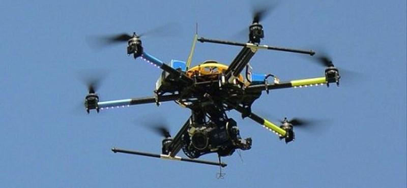 Drónos házhozszállítást tesztel a brit Tesco