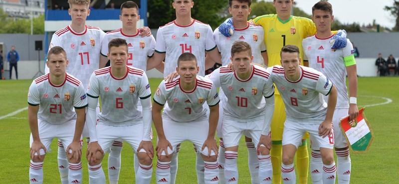 Csoportgyőztes az Eb-n a magyar U17-es válogatott