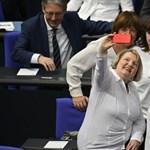 A nagykoalíció felmondását is előkészítheti a német szocdemek baloldali fordulata
